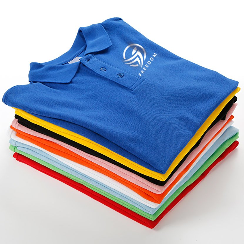 Polos personalizables